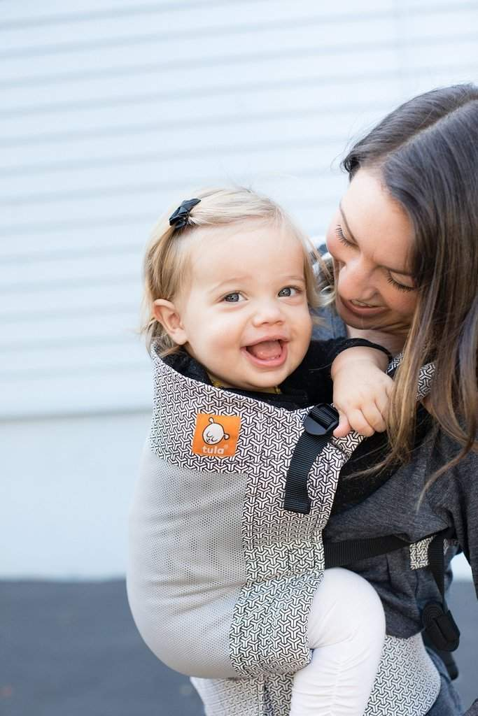 Tula Standard Baby Carrier Coast Infinite-Buckle Carrier-Baby Tula- Little Zen One US Babywearing baby carriers