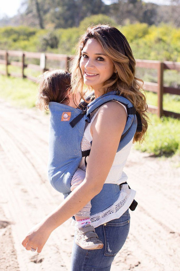 Tula Standard Baby Carrier Harbor-Buckle Carrier-Baby Tula- Little Zen One US Babywearing baby carriers