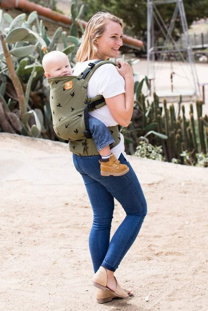 Tula Standard Baby Carrier Soar-Buckle Carrier-Baby Tula- Little Zen One US Babywearing baby carriers