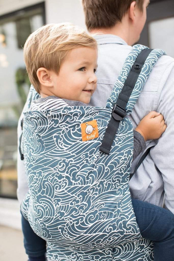 Tula Standard Baby Carrier Splash-Buckle Carrier-Baby Tula- Little Zen One US Babywearing baby carriers