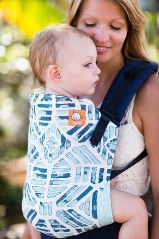 Tula Standard Baby Carrier Trillion-Buckle Carrier-Baby Tula- Little Zen One US Babywearing baby carriers