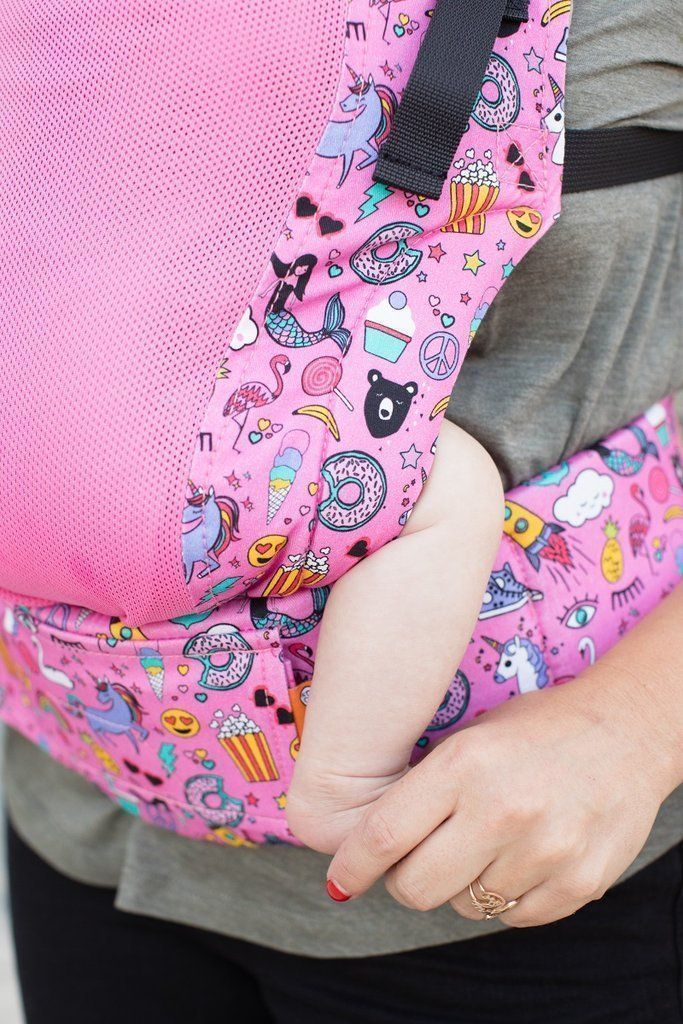 Tula Toddler Carrier Coast Stickers-Buckle Carrier-Baby Tula- Little Zen One US Babywearing baby carriers