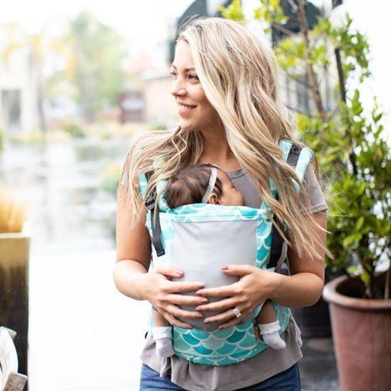 Tula Toddler Carrier Coast Syrena Sky-Buckle Carrier-Baby Tula- Little Zen One US Babywearing baby carriers