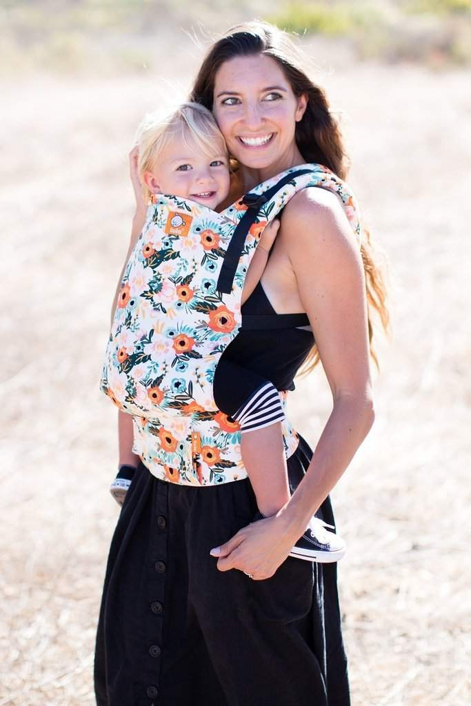 Tula Toddler Carrier Marigold-Buckle Carrier-Baby Tula- Little Zen One US  Babywearing