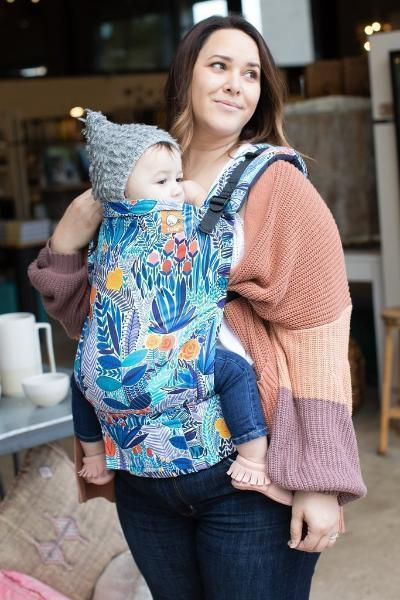 Tula Toddler Carrier Mystic Meadow-Buckle Carrier-Baby Tula- Little Zen One US Babywearing baby carriers