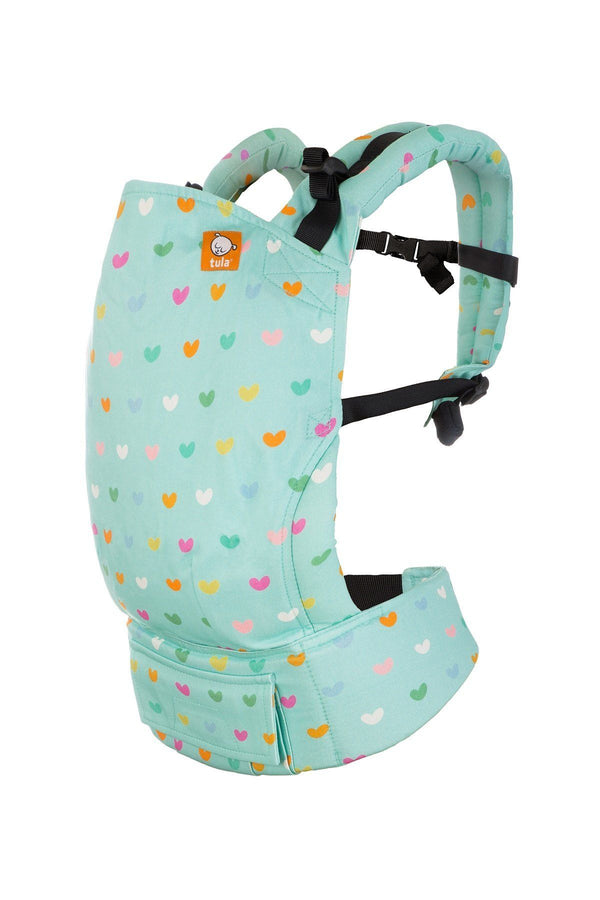 Tula Toddler Carrier Playful-Buckle Carrier-Baby Tula- Little Zen One US Babywearing baby carriers