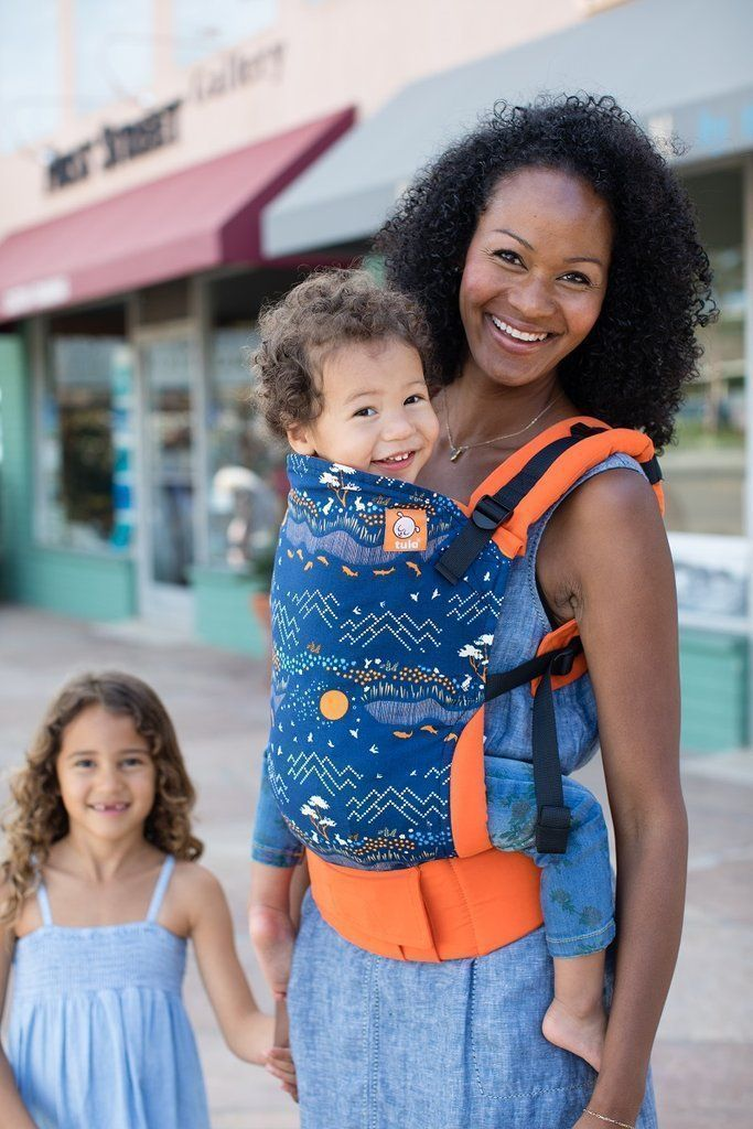 Tula Toddler Carrier Scenic Drive