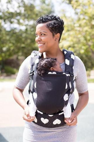55cb0fc1c3a Tula Toddler Coast Wild Hearts-Buckle Carrier-Baby Tula- Little Zen One US