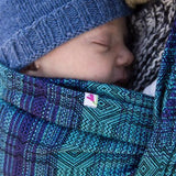 Vanamo Kide Kosmos-Woven Wrap-Vanamo- Little Zen One US Babywearing baby carriers
