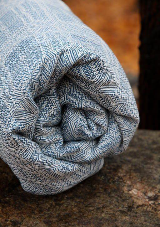 Vanamo Kide Rauha wool-Woven Wrap-Vanamo- Little Zen One US Babywearing baby carriers
