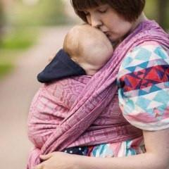 Vanamo Kide Tuli-Woven Wrap-Vanamo- Little Zen One US Babywearing baby carriers