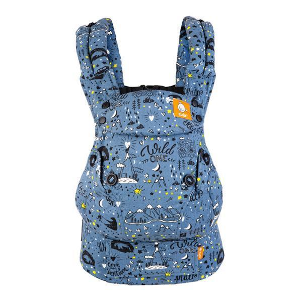 Wander - Tula Explore Baby Carrier-Buckle Carrier-Baby Tula- Little Zen One US Babywearing baby carriers