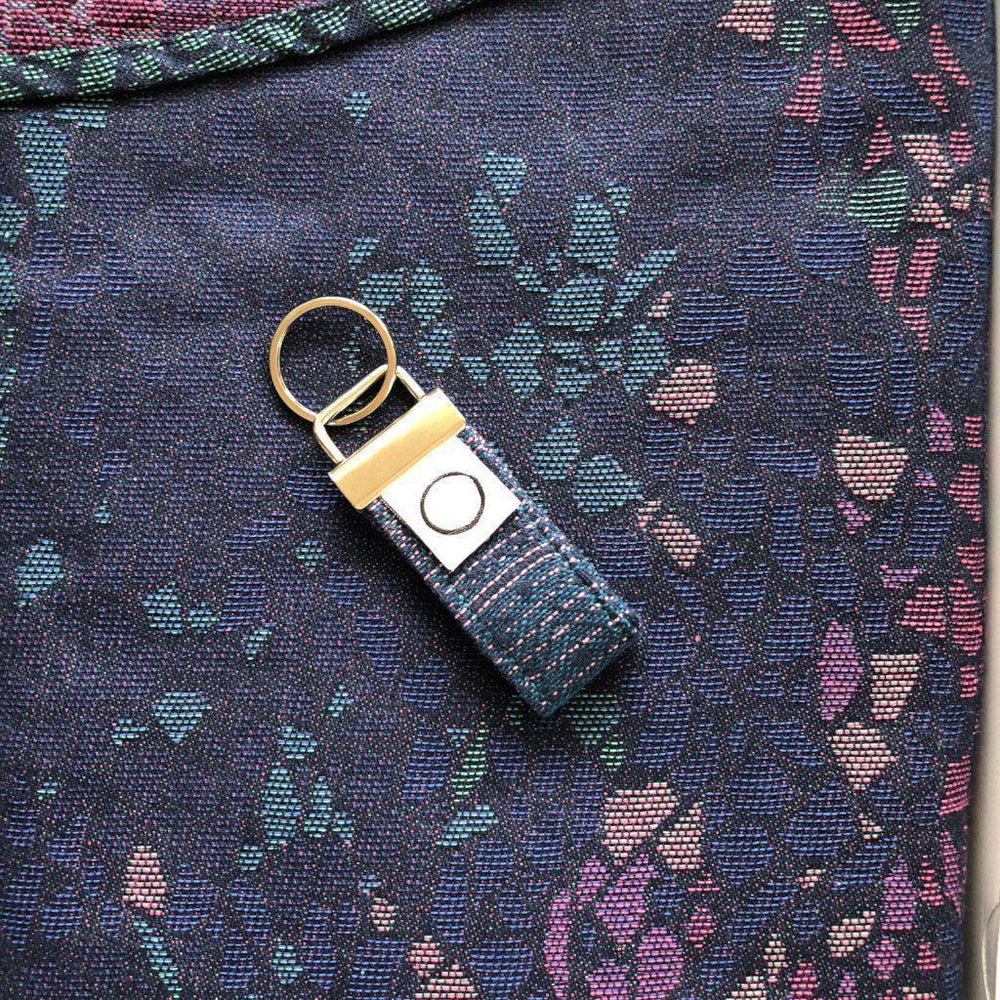Wrap Keychain-Babywearing Accessories-Little Zen One- Little Zen One US Babywearing baby carriers