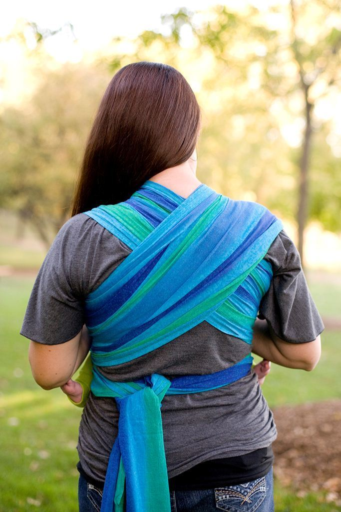 Wrapsody Breeze Orion-Woven Wrap-Wrapsody- Little Zen One US Babywearing baby carriers