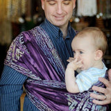 Wrapsody Hybrid Aphrodite-Hybrid Wrap-Wrapsody- Little Zen One US Babywearing baby carriers