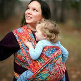 Wrapsody Hybrid Jennifer-Hybrid Wrap-Wrapsody- Little Zen One US Babywearing baby carriers