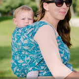 Wrapsody Hybrid Leah-Hybrid Wrap-Wrapsody- Little Zen One US Babywearing baby carriers