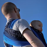 Wrapsody Hybrid Stella-Hybrid Wrap-Wrapsody- Little Zen One US Babywearing baby carriers