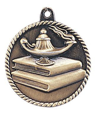 Lamp of Knowledge Medal - 2