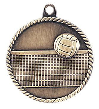 Volleyball Medals - 2