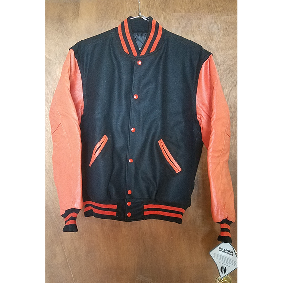 Huron Valley Lutheran Boys Varsity Jacket