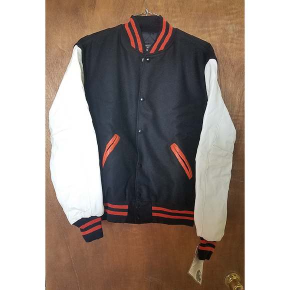 Huron Valley Lutheran Girls Varsity Jacket