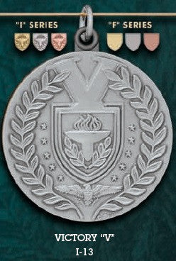 Victory Medal – 1-3/4""