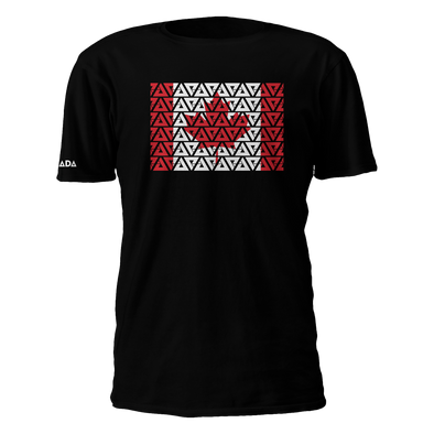 Nations Canadian Logo Flag Tee - FACEIT Global Store