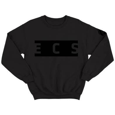 ECS Letterbox Crewneck - FACEIT Global Store