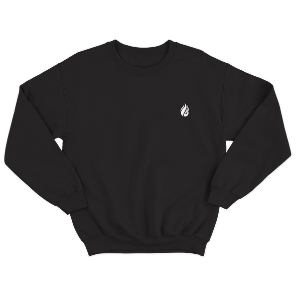 ECS Embroidered Crewneck - FACEIT Global Store