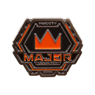 FACEIT Major Event Pin - FACEIT Global Store