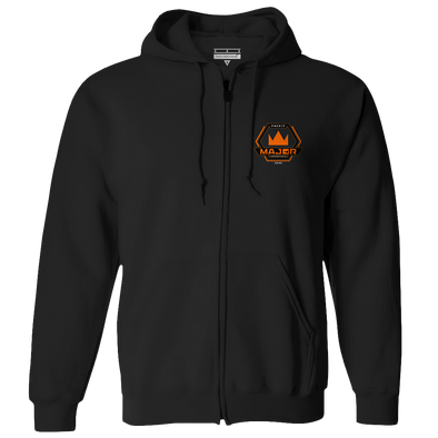 FACEIT Major Emblem Zip Hoodie - FACEIT Global Store