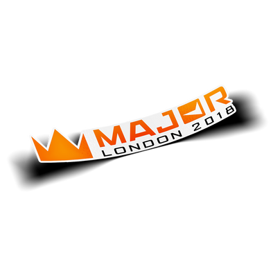 FACEIT Major Text Sticker - FACEIT Global Store