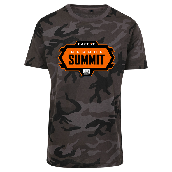 FACEIT Camo Men's Tee - FACEIT Global Store