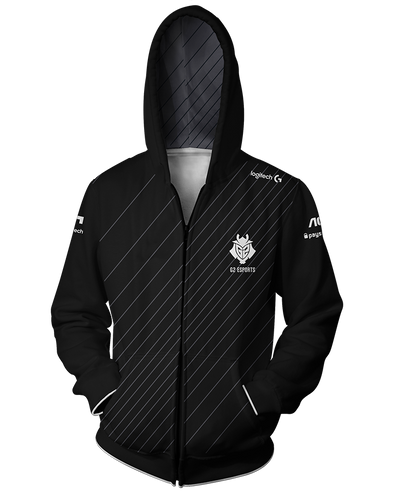 G2 Esports Player Hoodie - FACEIT Global Store
