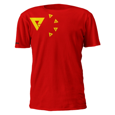 Nations Chinese Logo Flag Tee - FACEIT Global Store