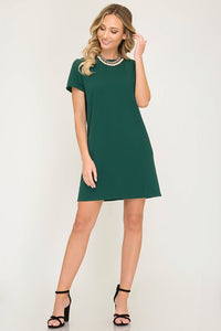 Envy Me Green Dress