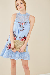 Dreaming of You Floral Dress