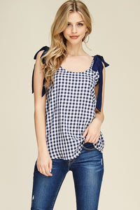 Gingham and Bows