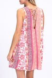 Printed Pretty Dress