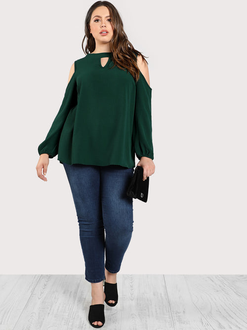 Bluza Plus Green