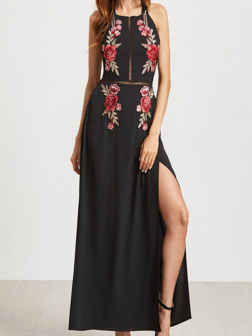 Rochie Long Flord