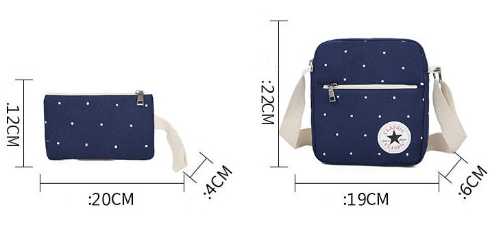 Rucsac Galaxy + Set Gentute