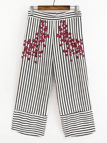 Pantaloni Mixed