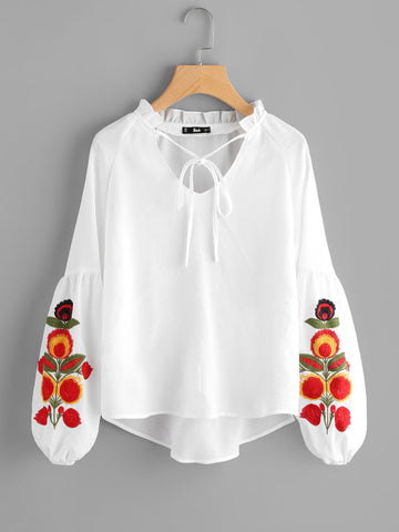 Bluza Crop Side