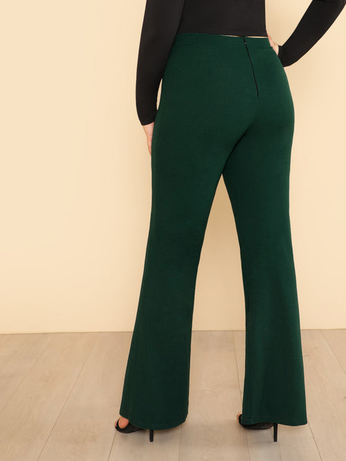 Pantaloni Plus Green