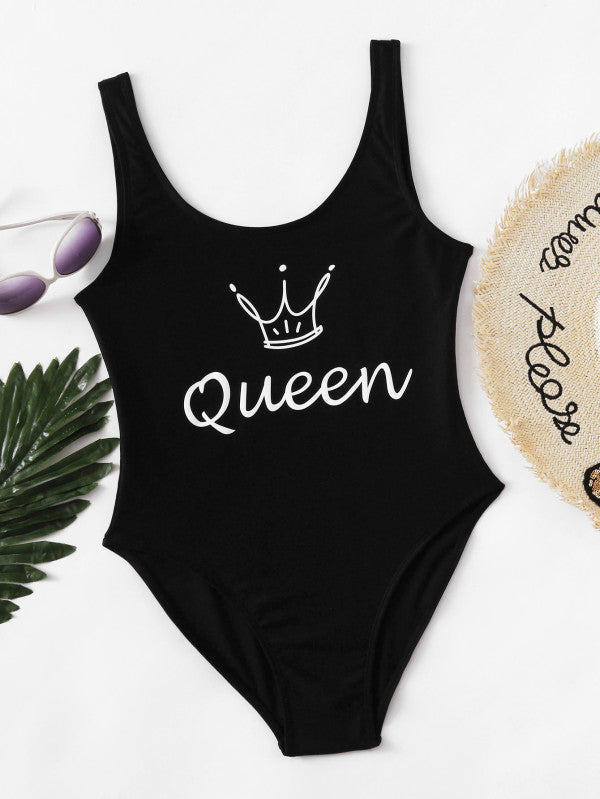 Costum de baie Queen