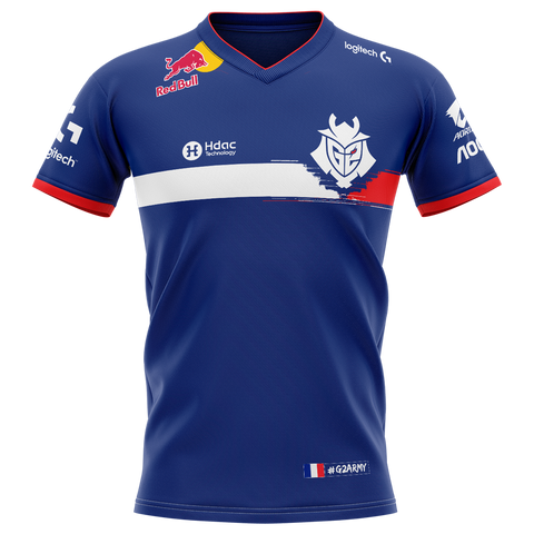 G2 France Jersey 2020 - G2 Esports Official EU Shop