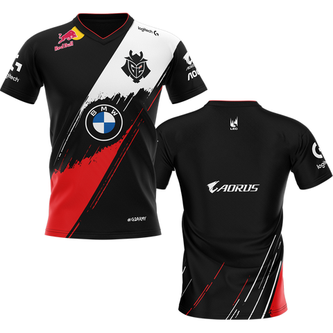 G2 Spring Playoffs 2020 BMW Power Core Jersey - G2 Esports Official EU Shop