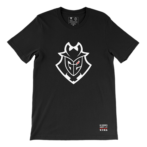 G2 Essentials Tee - Black - G2 Esports Official EU Shop